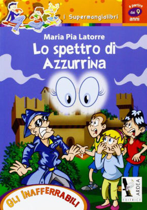 Immagine di SPETTRO DI AZZURRINA (LO)