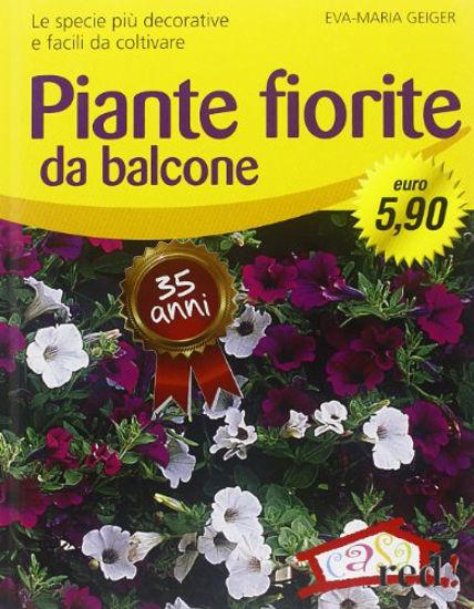 Immagine di PIANTE FIORITE DA BALCONE