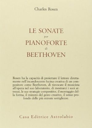 Immagine di SONATE PER PIANOFORTE DI BEETHOVEN COMPOSTE + CD