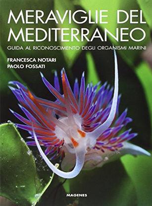 Immagine di MERAVIGLIE DEL MEDITERRANEO. GUIDA AL RICONOSCIMENTO DEGLI ORGANISMI MARINI