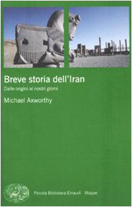 Immagine di BREVE STORIA DELL`IRAN