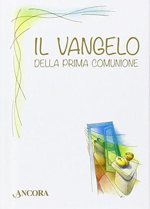 Immagine di VANGELO DELLA PRIMA COMUNIONE MODEL 2