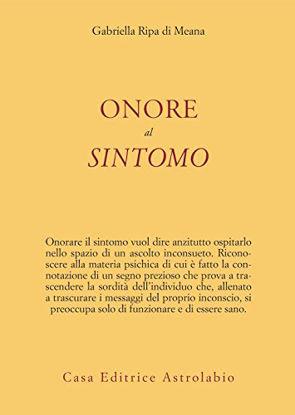 Immagine di ONORE AL SINTOMO