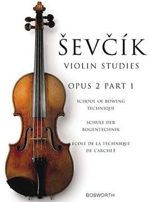 Immagine di SEVCIK VIOLIN STUDIES OP 2 PART 1