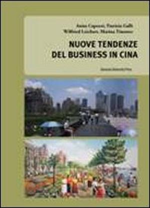 Immagine di NUOVE TENDENZE DEL BUSINESS IN CINA