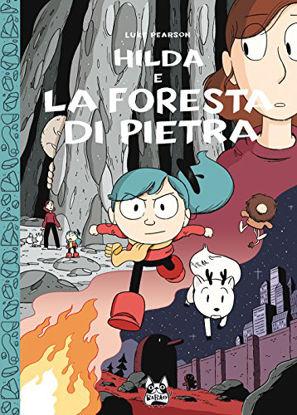 Immagine di HILDA E LA FORESTA DI PIETRA