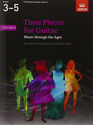 Immagine di TIME PIECES FOR GUITAR. MUSIC TROUGHT THE AGES IN TWO VOLUMES