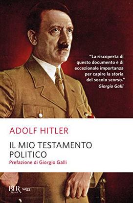 Immagine di MIO TESTAMENTO POLITICO (IL)