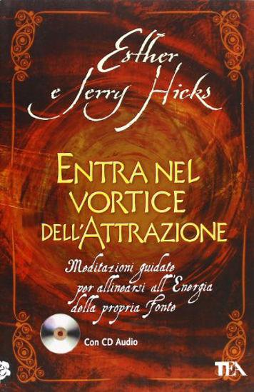 Immagine di ENTRA NEL VORTICE DELL`ATTRAZIONE + CD