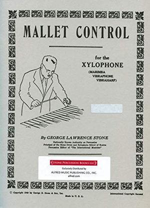 Immagine di MALLET CONTROL: FOR THE XYLOPHONE (MARIMBA, VIBRAPHONE, VIBRAHARP)