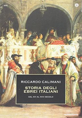 Immagine di STORIA DEGLI EBREI ITALIANI - VOLUME 2
