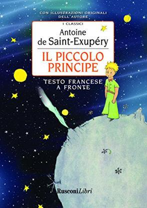 Immagine di PICCOLO PRINCIPE (IL). TESTO FRANCESE A FRONTE