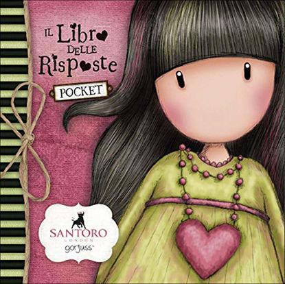 Immagine di LIBRO DELLE RISPOSTE POCKET (ROSA) (IL)