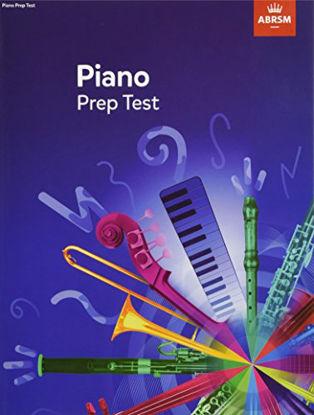 Immagine di PIANO PREP TEST. REVISED 2016