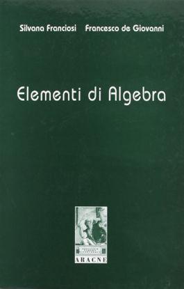 Immagine di ELEMENTI DI ALGEBRA