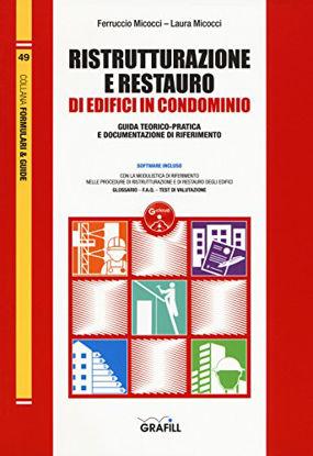 Immagine di RISTRUTTURAZIONE E RESTAURO DI EDIFI IN CONDOMINIO