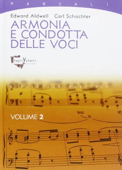 Immagine di ARMONIA E CONDOTTA DELLE VOCI - VOLUME 2