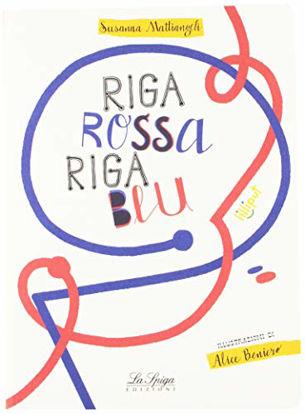 Immagine di RIGA ROSSA, RIGA BLU