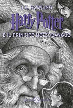 Immagine di HARRY POTTER E IL PRINCIPE MEZZOSANGUE - VOLUME 6