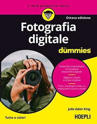 Immagine di FOTOGRAFIA DIGITALE FOR DUMMIES
