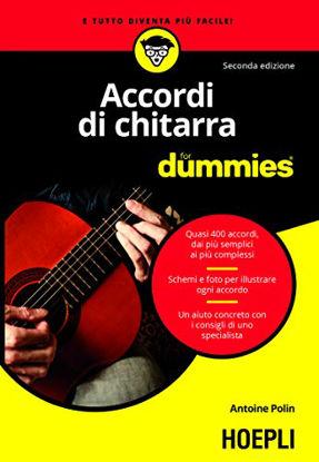 Immagine di ACCORDI DI CHITARRA FOR DUMMIES