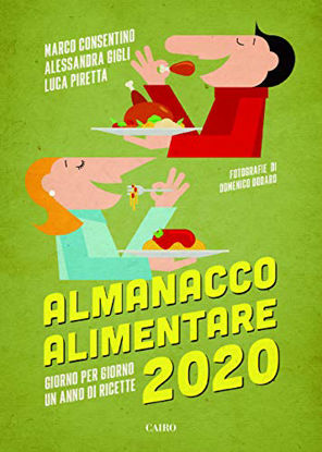 Immagine di ALMANACCO ALIMENTARE 2020