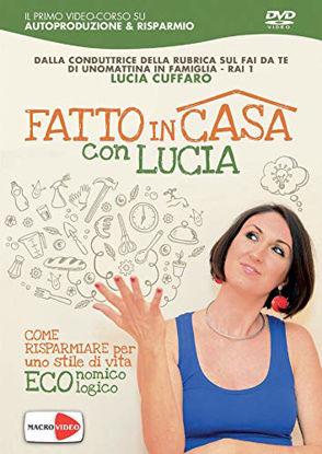Immagine di FATTO IN CASA CON LUCIA DVD