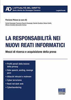 Immagine di RESPONSABILITA` NEI NUOVI REATI INFORMATICI (LA)