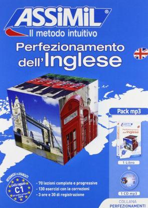 Immagine di PERFEZIONAMENTO DELL`INGLESE. CON CD AUDIO FORMATO MP3