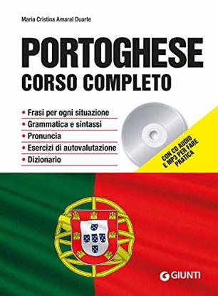 Immagine di PORTOGHESE. CORSO COMPLETO. CON CD-AUDIO. CON FILE AUDIO PER IL DOWNLOAD