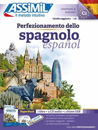 Immagine di PERFEZIONAMENTO DELLO SPAGNOLO. CON 4 CD-AUDIO. CON AUDIO MP3 SU MEMORIA USB