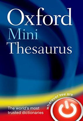 Immagine di OXFORD MINI THESAURUS
