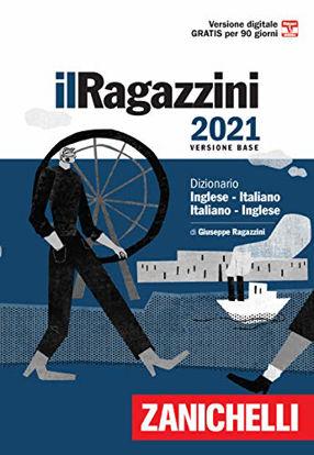 Immagine di RAGAZZINI 2021. DIZIONARIO INGLESE-ITALIANO, ITALIANO-INGLESE