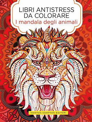 Immagine di MANDALA DEGLI ANIMALI. LIBRI ANTISTRESS DA COLORARE (I)