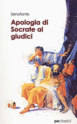 Immagine di APOLOGIA DI SOCRATE AI GIUDICI