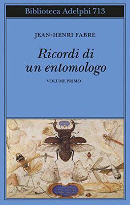 Immagine di RICORDI DI UN ENTOMOLOGO