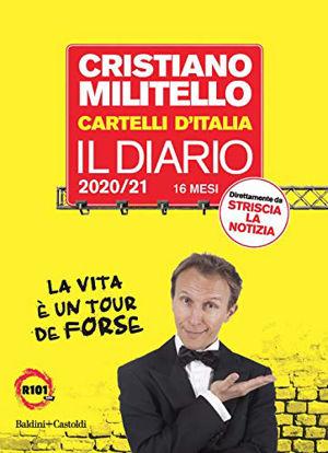Immagine di CARTELLI D`ITALIA. IL DIARIO 2021