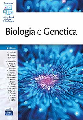 Immagine di BIOLOGIA E GENETICA. CON E-BOOK.