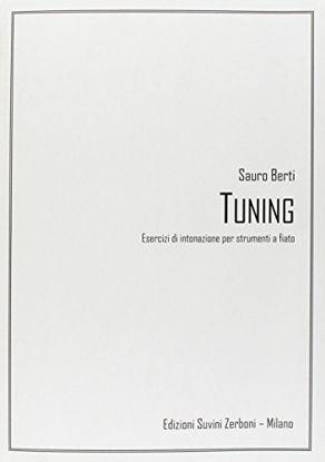 Immagine di TUNING ESERCIZI INTONAZIONE PER STRUMENTI A FIATO
