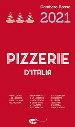 Immagine di PIZZERIE D`ITALIA DEL GAMBERO ROSSO 2021