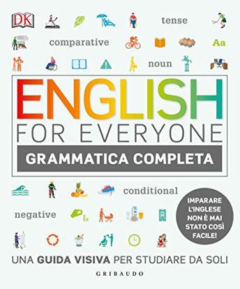 Immagine di ENGLISH FOR EVERYONE. GRAMMATICA COMPLETA