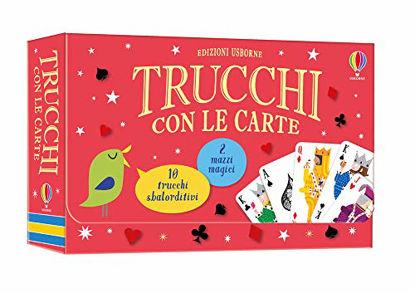 Immagine di TRUCCHI CON LE CARTE