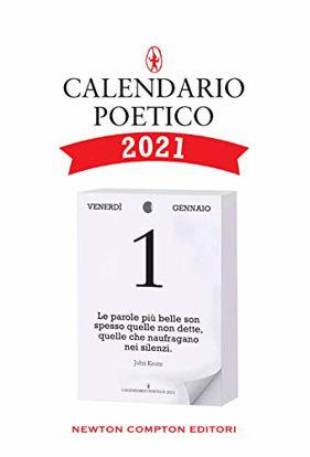 Immagine di CALENDARIO POETICO 2021