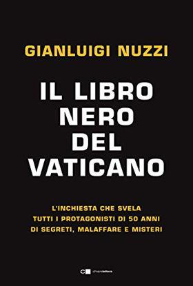 Immagine di LIBRO NERO DEL VATICANO (IL)