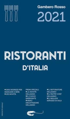 Immagine di RISTORANTI D`ITALIA DEL GAMBERO ROSSO 2021
