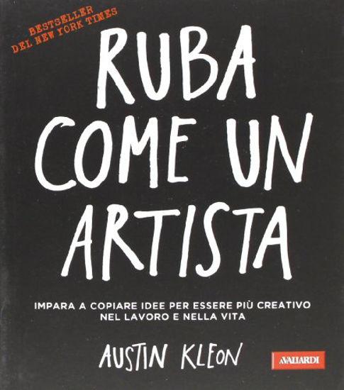 Immagine di RUBA COME UN ARTISTA