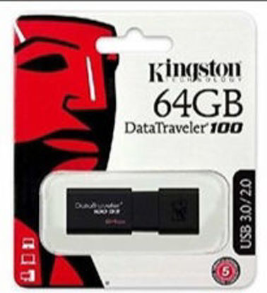 Immagine di CHIAVETTA 64 GB DATA TRAVELER