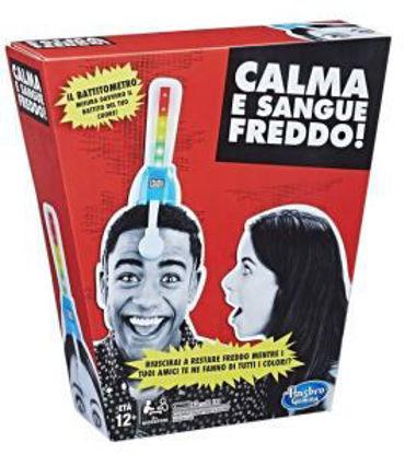 Immagine di CALMA E SANGUE FREDDO - GIOCO