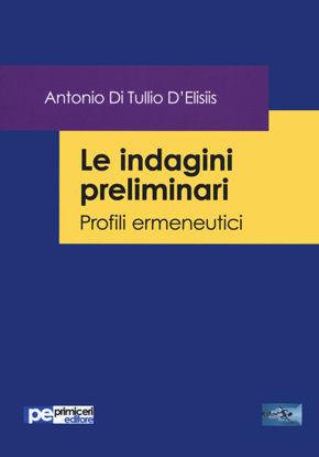 Immagine di INDAGINI PRELIMINARI (LE). PROFILI ERMENEUTICI