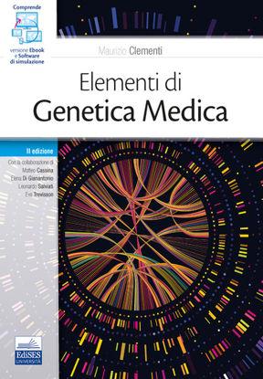 Immagine di ELEMENTI DI GENETICA MEDICA. CON E-BOOK. CON SOFTWARE DI SIMULAZIONE